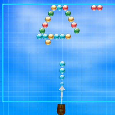 Bubble Shooter Mit Level